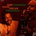 LP-Ben Webster meets Oscar Peterson.